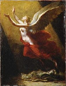 Painting by  Pierre-Paul Prud'hon