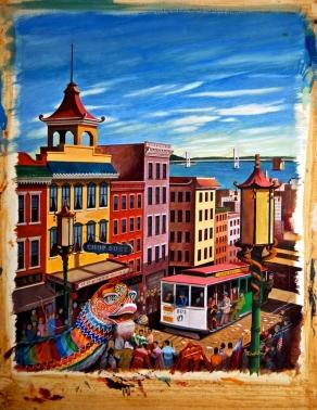 Fred Eng San Francisco Chinatown