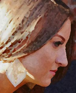 Ayesha's Face Image